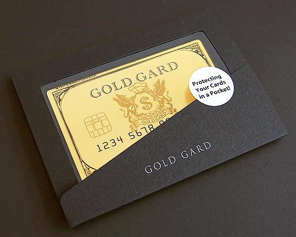 ゴールドガード デザイン
