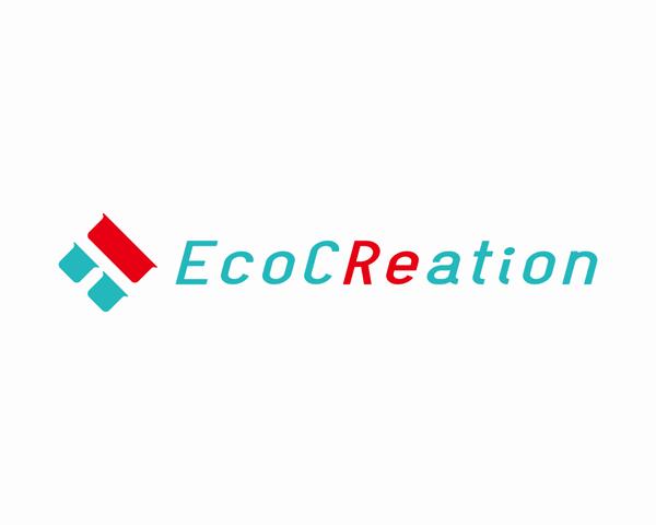 エコクリエーション ロゴデザイン