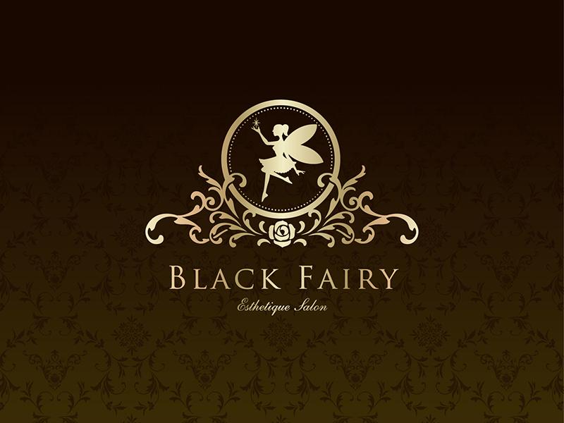 ブラックフェアリー ロゴデザイン 燕三条