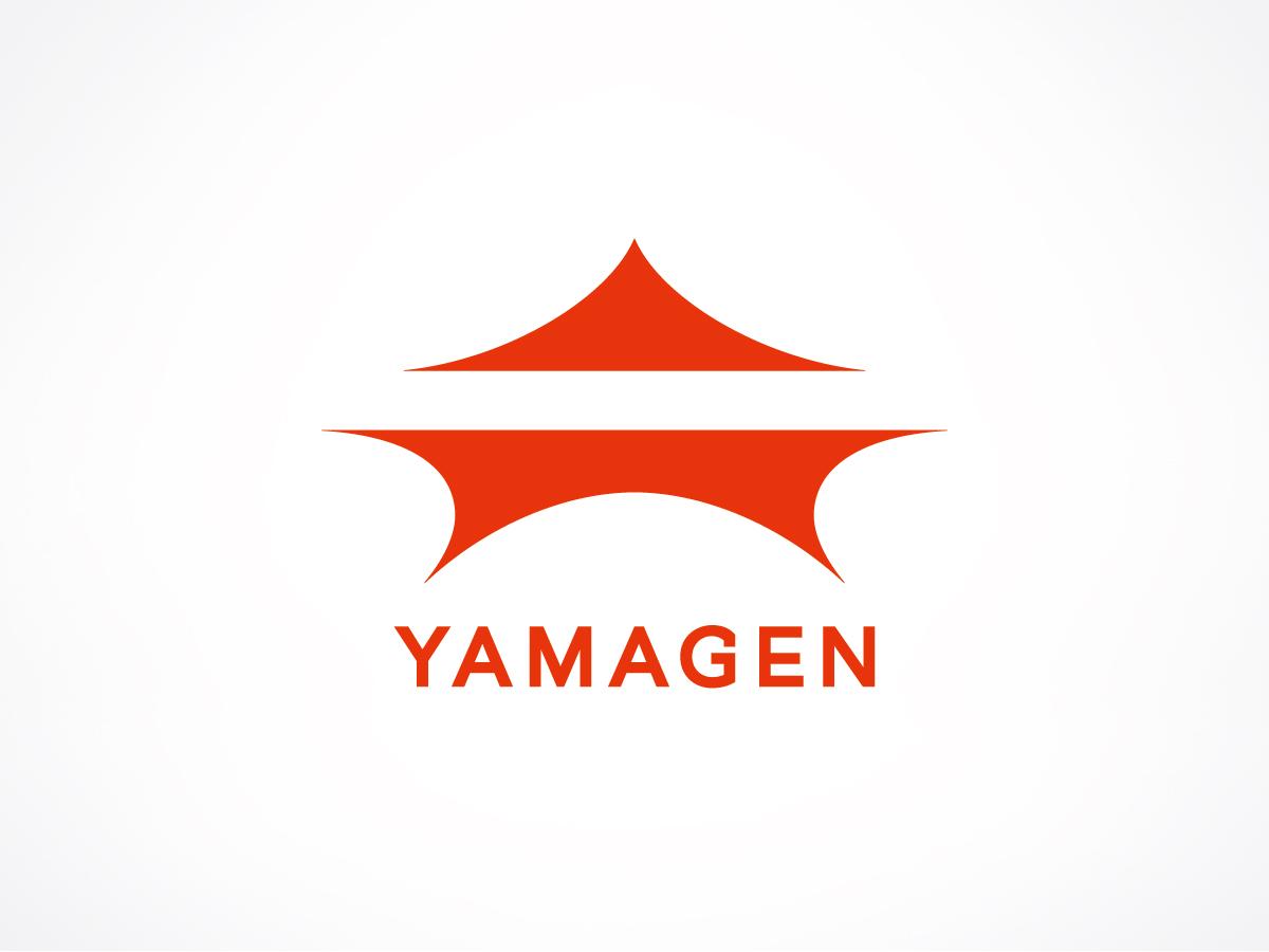 山元機販 ロゴデザイン