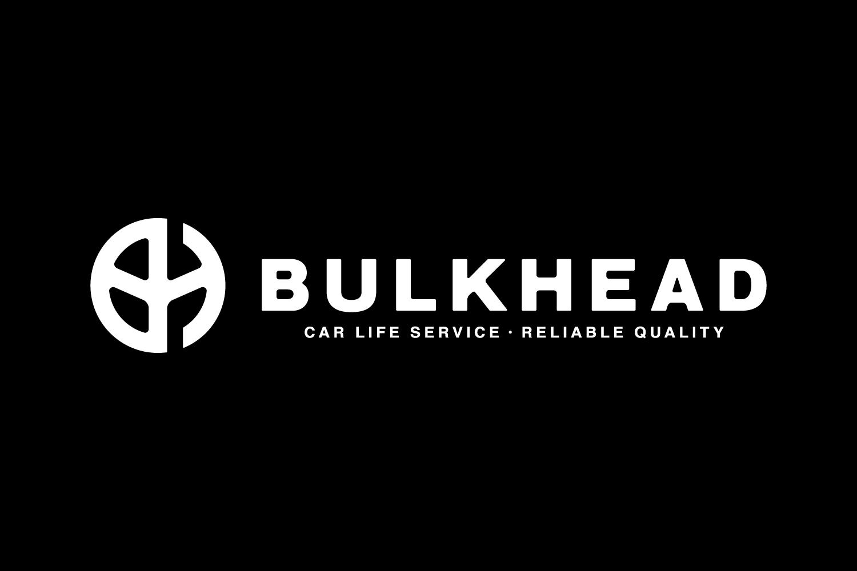 BULKHEAD ロゴデザイン