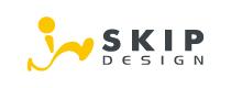 ロゴデザイン グラフィックデザイン スキップデザイン