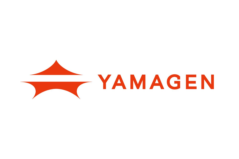 ヤマゲン ロゴデザイン
