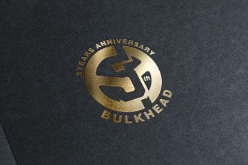 BULKHEAD バルクヘッド ロゴデザイン ロゴマーク